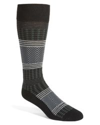 Calibrate | Black 'mixed Classic' Socks for Men | Lyst