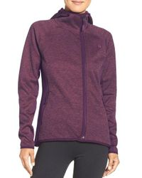 The North Face | Purple 'arcata' Water Resistant Jacket | Lyst