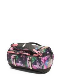 The North Face | Pink 'base Camp' Duffel Bag | Lyst