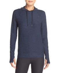 Outdoor Voices - Blue 'catch Me If You Can' Hoodie - Lyst