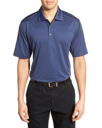Lone Cypress Pebble Beach | Blue Moisture Wicking Golf Polo for Men | Lyst