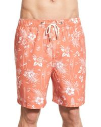 Jack O'neill - Multicolor 'board Room' Volley Swim Trunks for Men - Lyst