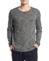 Vince | Black Wool & Cashmere Sweater for Men | Lyst