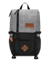 Jansport | Black 'hatchet' Backpack | Lyst