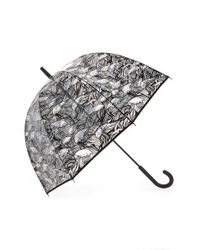 HUNTER | Multicolor Dulse Wave Print Bubble Umbrella | Lyst