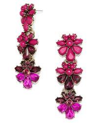 BaubleBar   Red 'sirenuse' Drop Earrings   Lyst