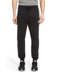 Nike | Black Advance 15 Pants for Men | Lyst