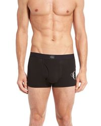 Calvin Klein | Black Origins Low Rise Stretch Cotton Trunks for Men | Lyst