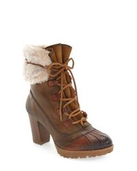 Pikolinos | Brown 'connelly' Lace-up Boot | Lyst