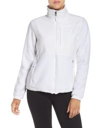 The North Face | White Denali 2 Jacket | Lyst
