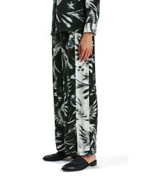 TOPSHOP | Multicolor Abstract Bird Print Pants | Lyst