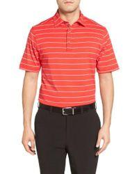 Bobby Jones | Multicolor Xh2o Momentum Stripe Jersey Polo for Men | Lyst