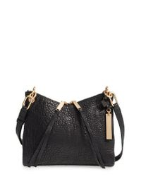 Vince Camuto | Black Avin Crossbody Bag | Lyst