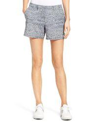 Nike | Black Dri-fit Golf Shorts | Lyst