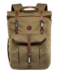 Timberland | Green 'walnut Hill' Canvas Backpack for Men | Lyst