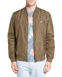 Obey | Multicolor Eightball Ii Bomber Jacket for Men | Lyst
