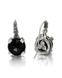 Stephen Dweck   Metallic Semiprecious Stone Drop Earrings   Lyst