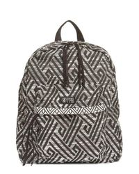 Volcom | Black Outta Towner Backpack | Lyst