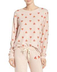 All Things Fabulous | Pink Lollipop Sweatshirt | Lyst