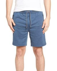 Hurley | Blue Disperse 2.0 Dri-fit Knit Shorts for Men | Lyst