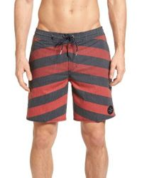 Quiksilver   Multicolor Crypt Brigg Board Shorts for Men   Lyst