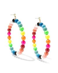 Venessa Arizaga | Multicolor Candy Queen Earrings | Lyst