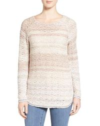 NIC+ZOE - Natural Sprayed Ombre Top - Lyst