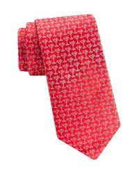 Ted Baker - Red Martini Silk Tie for Men - Lyst