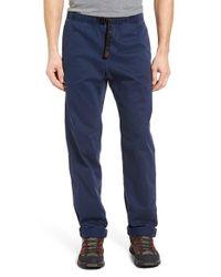 Gramicci | Blue Original G Twill Climbing Pants for Men | Lyst
