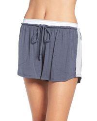 DKNY | Blue Boxer Shorts | Lyst