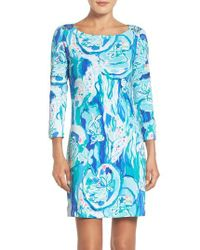 Lilly Pulitzer | Blue Lilly Pulitzer Sophie Dress | Lyst