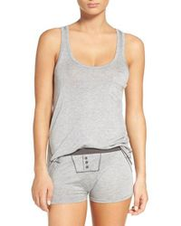 Honeydew Intimates | Gray Rib Pajamas | Lyst