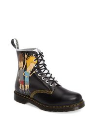 Dr. Martens | Black Pascal Boot for Men | Lyst