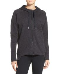 Adidas Originals | Black Stadium Hoodie | Lyst
