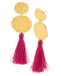 Gorjana   Multicolor Phoenix Earrings   Lyst