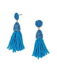 BaubleBar | Blue Tratar Drop Earrings | Lyst