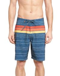 Quiksilver | Blue Waterman Collection Cedros Island Board Shorts for Men | Lyst