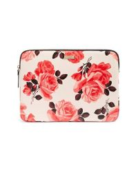 Kate Spade | Pink Rose Laptop Sleeve | Lyst