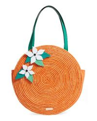Kate Spade | Spice Things Up Orange Tote | Lyst