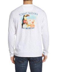 Tommy Bahama | White Sands Bocce League Original Fit T-shirt for Men | Lyst