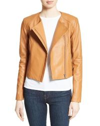 VEDA | Multicolor Dali Leather Jacket | Lyst