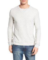 Grayers | Gray Ottoman Stripe T-shirt for Men | Lyst