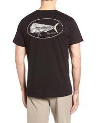 Jack O'neill | Black Fin T-shirt for Men | Lyst