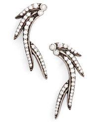Kendra Scott | Metallic Daphne Earrings | Lyst