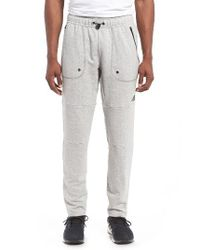Adidas Originals | Gray Sport Id French Terry Pants for Men | Lyst