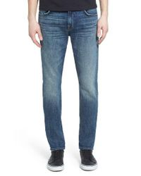7 For All Mankind | Blue 7 For All Mankind Paxtyn Skinny Fit Jeans for Men | Lyst