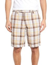 Tommy Bahama | Natural Island Duo Reversible Linen Shorts for Men | Lyst