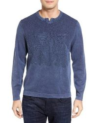 Tommy Bahama | Blue Tropicruiser Abaco Pullover for Men | Lyst