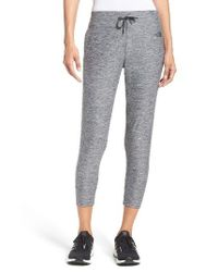 The North Face | Gray Motivation Lite Jogger Capris | Lyst