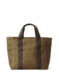 Filson | Brown Large Grab 'n' Go Tote Bag | Lyst